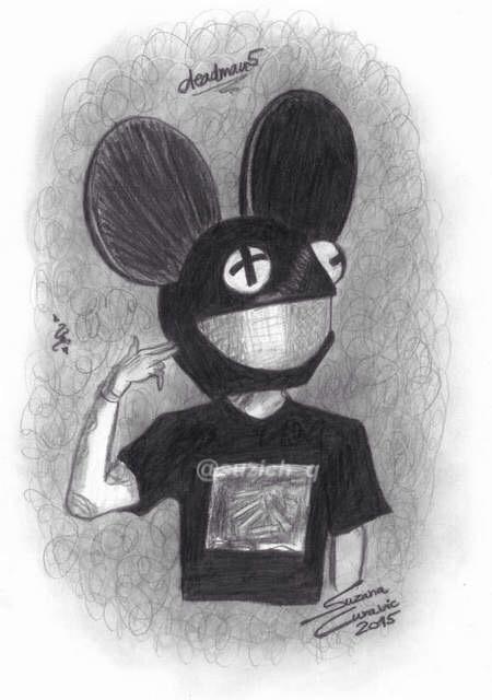 Deadmau5 por Suzich